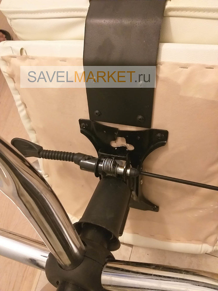 Сломался механизм качания Топ Ган для кресла, выезд мастера для ремонта кресла Сегодня, заказать