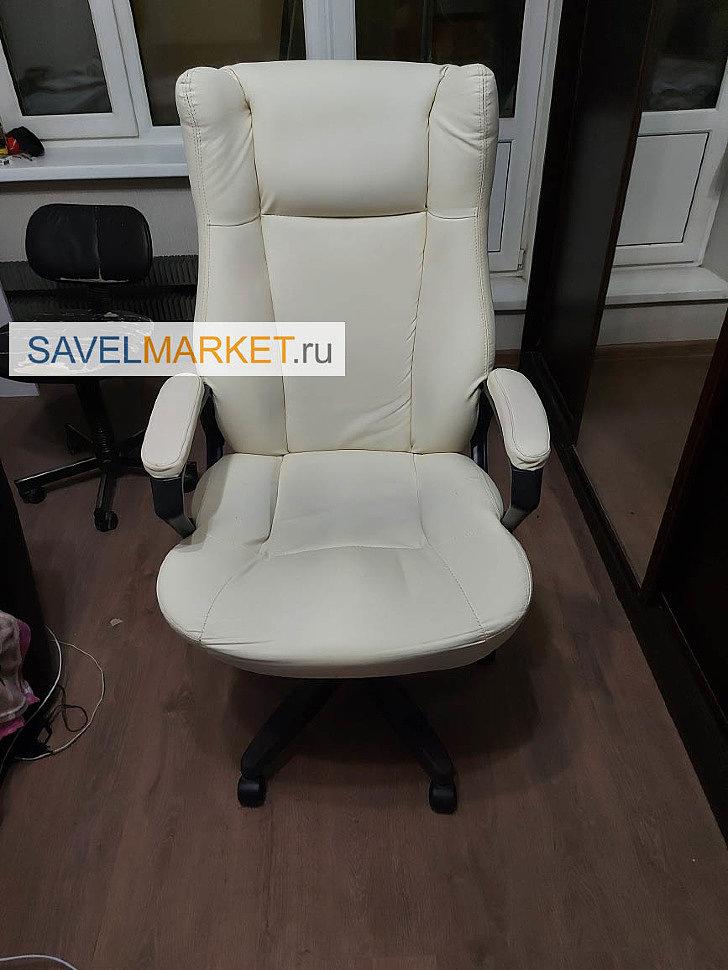 Ремонт компьютерного кресла в Москве - замена газлифта на усиленный Stabilus Германия, вызвать мастера - Savelmarket ru